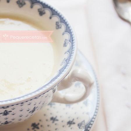 Cremas frías: Vichyssoise