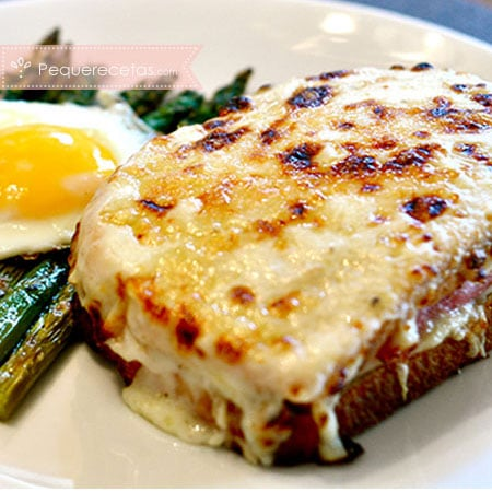Sandwiches: croque monsieur