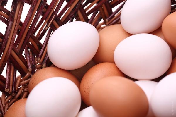 cómo saber si los huevos están frescos