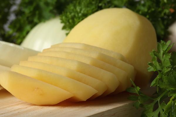 cómo evitar que las patatas se pongan negras