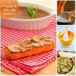 Paté: 7 ideas para preparar paté y otros dips