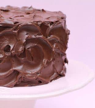 Decorar tartas con frosting