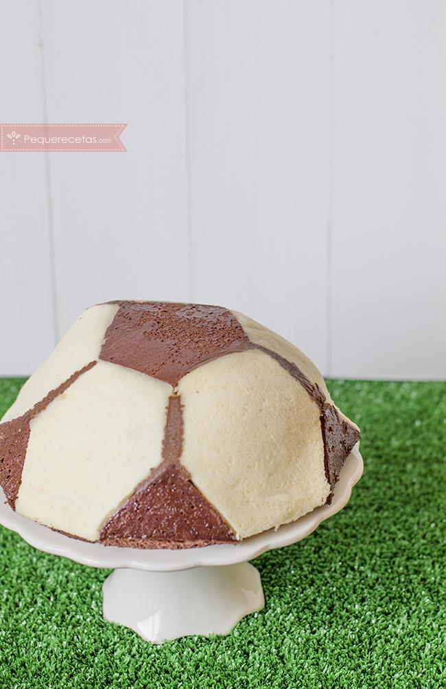 tarta-balón-de-mousse-chocolate