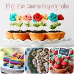 10 galletas caseras muy originales