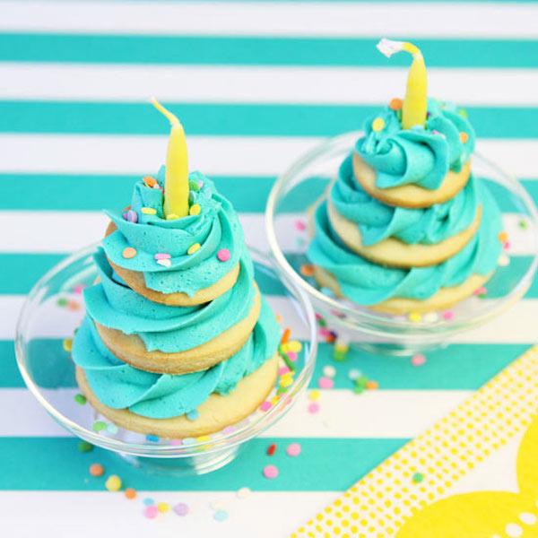 galletas caseras originales mini tartas galletas caseras para cumpleaos