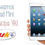 ¡Sorteamos 2 iPad Mini con Pollos Cuk!