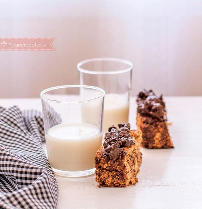 barritas de cereales energeticas