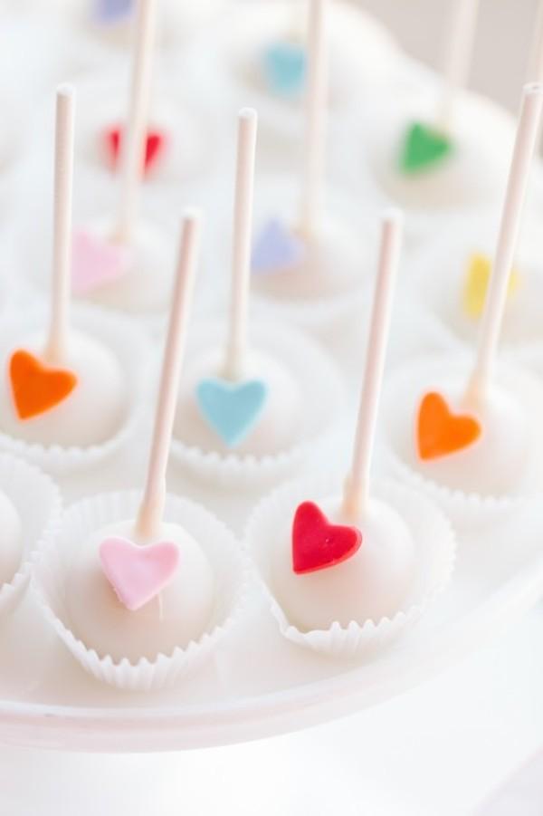 Cake pops para fiestas
