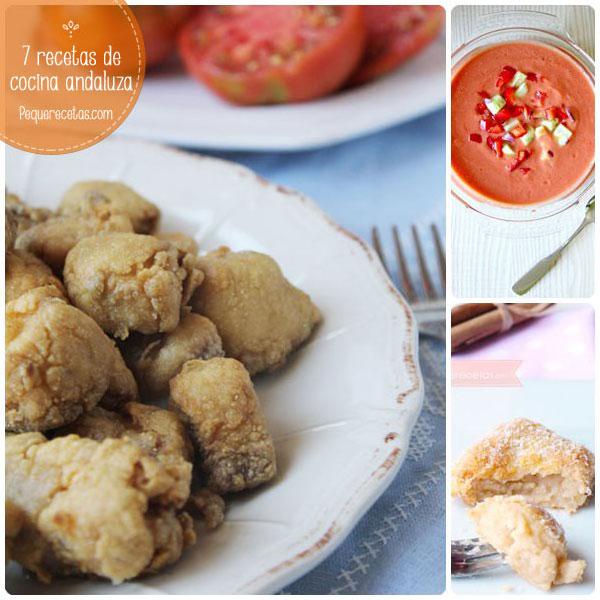7 recetas de la cocina andaluza pequerecetas