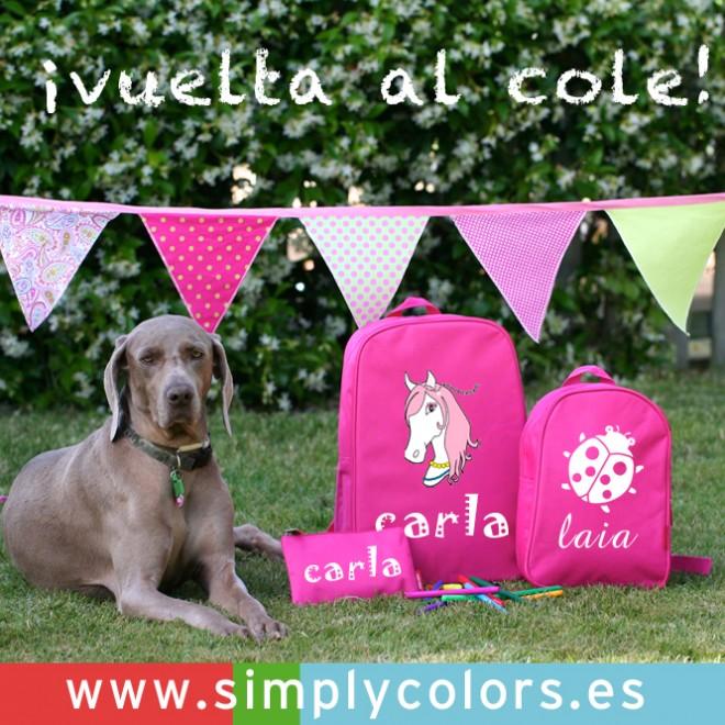 Sorteo Simply Colors
