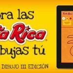 ¿Quieres ver tu dibujo en las galletas Tosta Rica? ¡Participa!