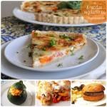 Recetas vegetarianas: ¡8 grandiosas ideas!