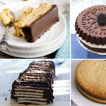 7 recetas fáciles de TARTA DE GALLETAS