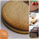 Tarta de galletas, 6 recetas ¡para todos los gustos!