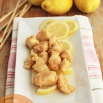 Pollo al limón receta