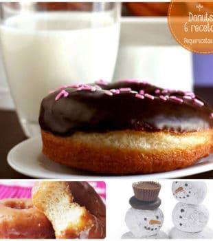 Donuts, recetas caseras