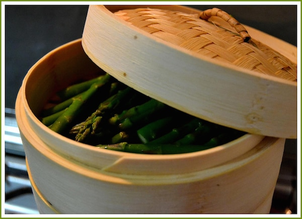 Cocinar al vapor consejos para aprender a cocinar al for Recipientes para cocinar al vapor