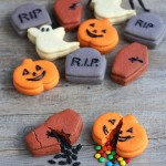 5 galletas de Halloween fáciles