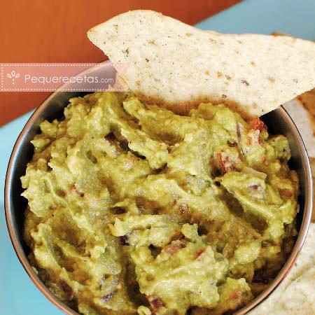 Recetas con aguacate: guacamole