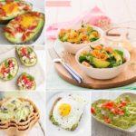 10 recetas con aguacate (fáciles y saludables)