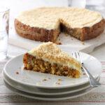 Tarta de plátano, una tarta fácil y nutritiva
