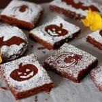 Recetas de Halloween: brownies con nueces