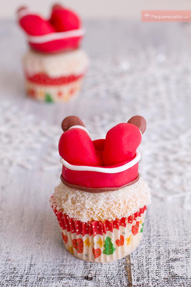 cup-cakes-papa-noel