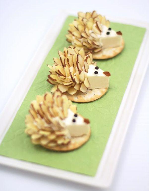 hedgehog cheese ball