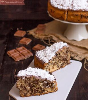 bizcocho-fideos-chocolate