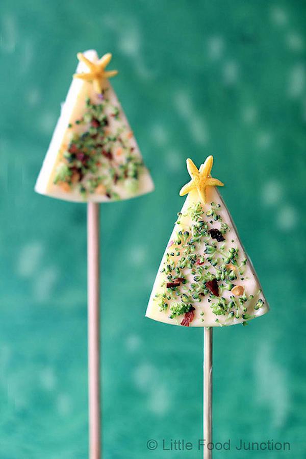 Aperitivos de Navidad
