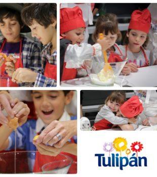 curso cocina tulipan
