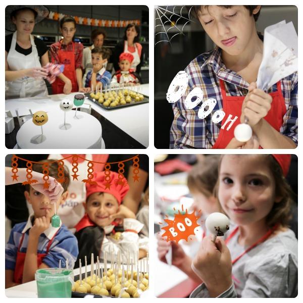 curso cocina niños tulipan