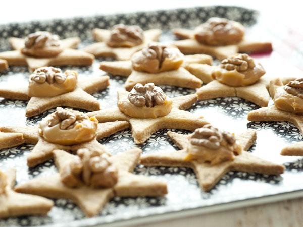 galletas navidad estrella
