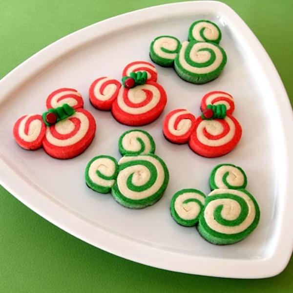 galletas de navidad para regalar de mickey