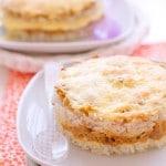 Pastel de arroz, una receta fácil ¡y económica!