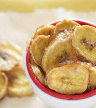 Recetas para niños con plátanos