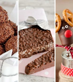 dulces de navidad caseros