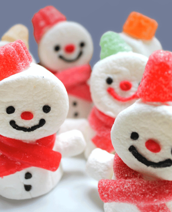 Recetas infantiles de Navidad
