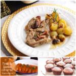 4 menús de Navidad con carnes