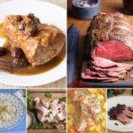 20 recetas de carne para Navidad (tradicionales y deliciosas)