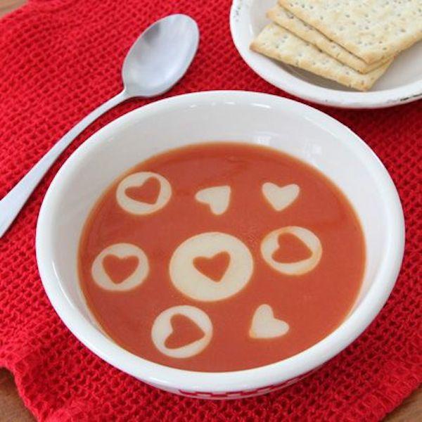Recetas originales de San Valentín