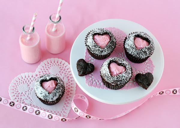 Recetas de San Valentín para niños
