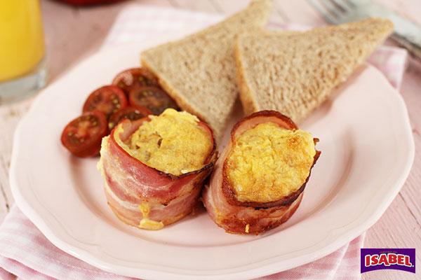 Cestitas-de-bacon-con-revuelto-de-atun-(1)
