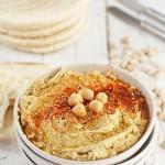 Hummus, receta FÁCIL en 3 pasos