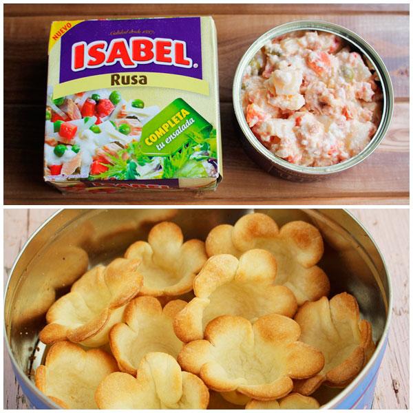 Tartaletas-ensalada-pasos