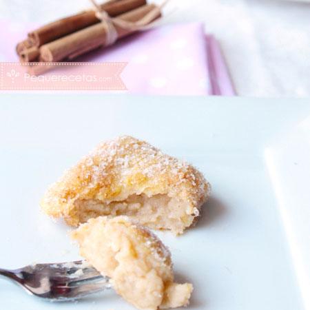 Dulces de Semana Santa: leche frita