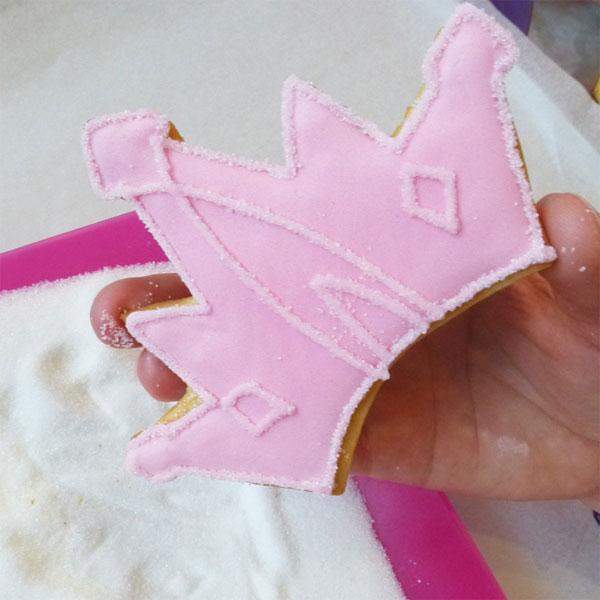 Cómo pintar galletas