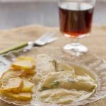 Merluza en salsa, una receta de pescado fácil
