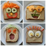 8 sándwiches ¡muy originales!