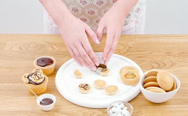 cupcakes para niños